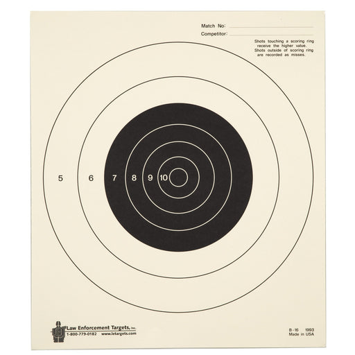 Action Tgt Bullseye Tag Paper 100Pk-Tactical Supply-Action Target-EpicWorldStore.com