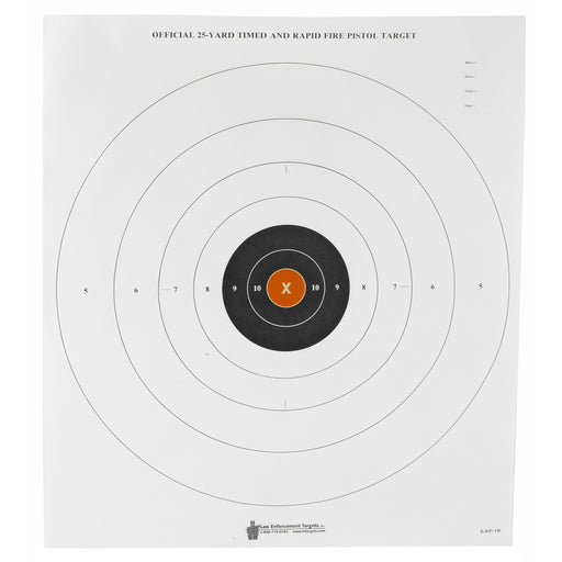 Action Tgt Org Center Paper 100Pk-Tactical Supply-Action Target-EpicWorldStore.com