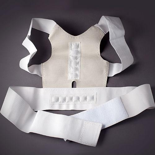 Adjustable Back Posture Corrector Spine Support Brace Back Shoulder Support Belt Posture-Health Care-Sasha wholesale store-S-EpicWorldStore.com