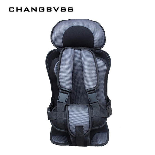 Adjustable Car Booster Seat For 6 Months-5 Years Old Baby, Safe Toddler Booster Seat, Child Car-Safety-Cases'Life Store-A-EpicWorldStore.com