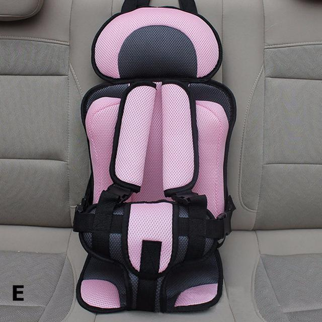 Adjustable Car Booster Seat For 6 Months-5 Years Old Baby, Safe Toddler Booster Seat, Child Car-Safety-Cases'Life Store-E-EpicWorldStore.com