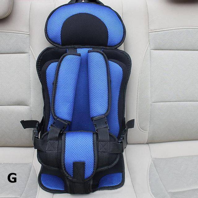 Adjustable Car Booster Seat For 6 Months-5 Years Old Baby, Safe Toddler Booster Seat, Child Car-Safety-Cases'Life Store-G-EpicWorldStore.com