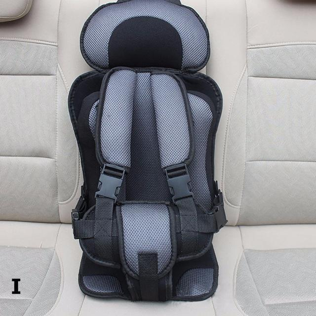 Adjustable Car Booster Seat For 6 Months-5 Years Old Baby, Safe Toddler Booster Seat, Child Car-Safety-Cases'Life Store-I-EpicWorldStore.com
