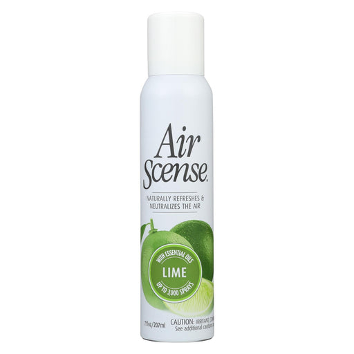 Air Scense - Air Freshener - Lime - Case Of 4 - 7 Oz-Eco-Friendly Home & Grocery-Air Scense-EpicWorldStore.com
