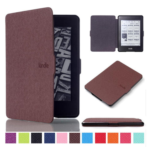Alabasta For Capa Amazon Kindle Paperwhite 1/2/3 Case Cover Ultra Slim Case For Tablet 6Inch Shell-Tablet Accessories-Vv Store-Purple-EpicWorldStore.com