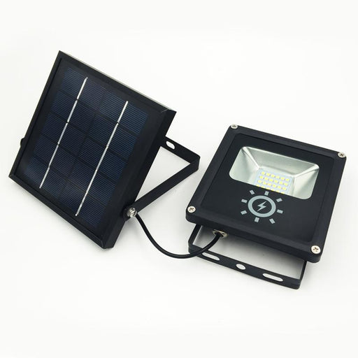 All Metal Ip65 Waterproof 24Led Solar Led Flood Light Auto On/Off Outdoor Light For Garden Yard Wall-Sunburst Store-Warm White-EpicWorldStore.com