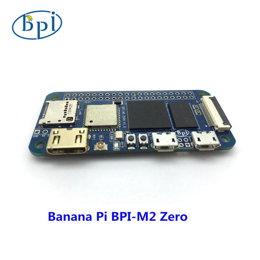 Allwinner H2+ Open Source Hardware Platform Bpi M2 Zero All Ineter Face Same As Raspberry Pi Zero W-Demo Board & Accessories-SinoVoip Co.,Limited Banana PI-EpicWorldStore.com