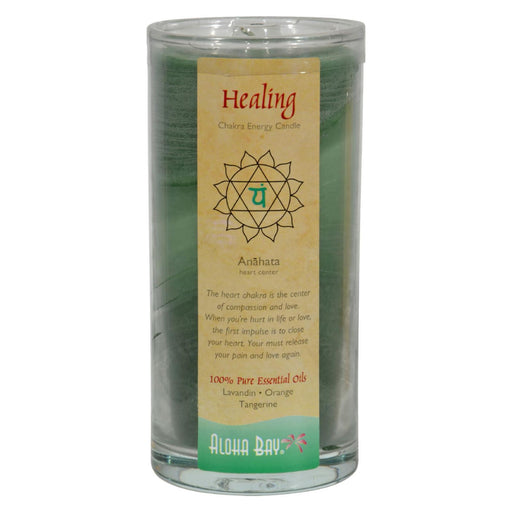 Aloha Bay - Chakra Jar Candle - Healing - 11 Oz-Eco-Friendly Home & Grocery-Aloha Bay-EpicWorldStore.com