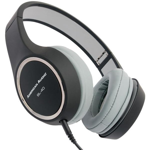 American Audio Bl4568 Dj Headphones-Pro Audio & Home Entertainment-ADJ-EpicWorldStore.com