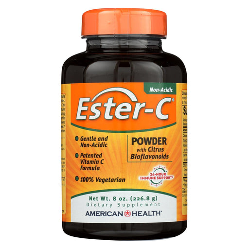 American Health - Ester-C Powder With Citrus Bioflavonoids - 8 Oz-Eco-Friendly Home & Grocery-American Health-EpicWorldStore.com