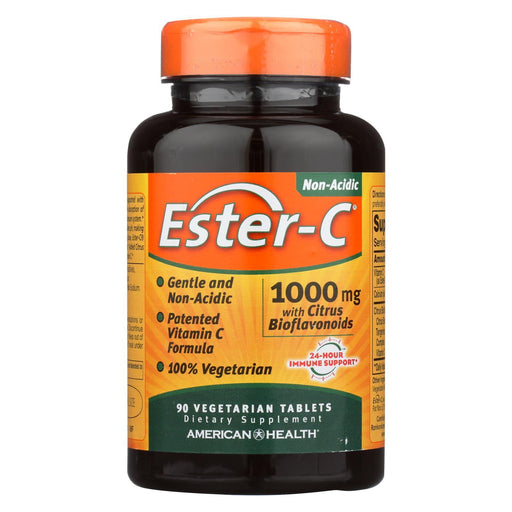 American Health - Ester-C With Citrus Bioflavonoids - 1000 Mg - 90 Vegetarian Tablets-Eco-Friendly Home & Grocery-American Health-EpicWorldStore.com