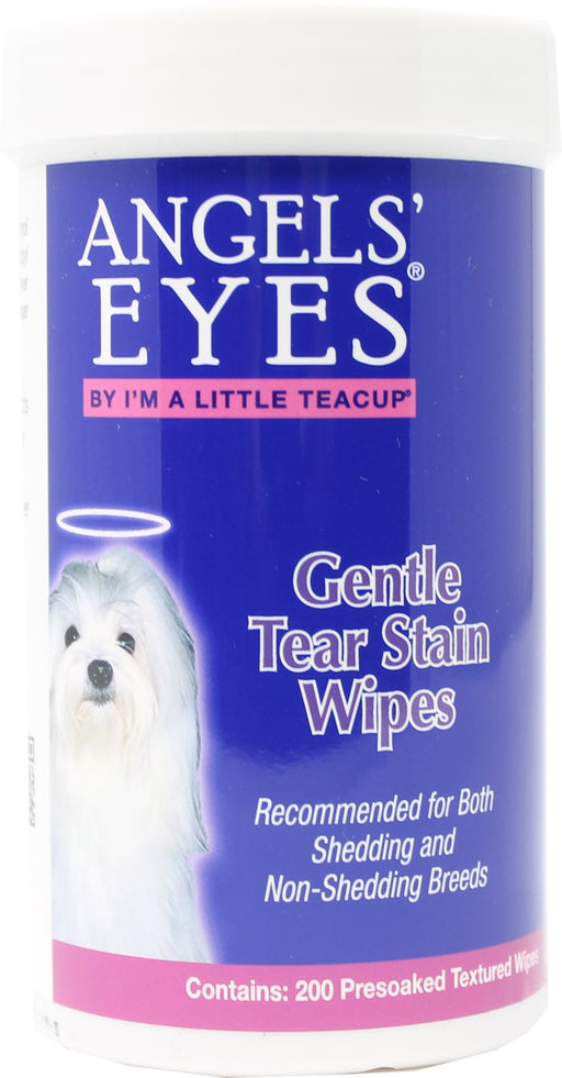 Angels' Eyes - Angels' Eyes Gentle Tear Stain Wipes-Pet-Angels' Eyes-CLEAR-200 CT-EpicWorldStore.com
