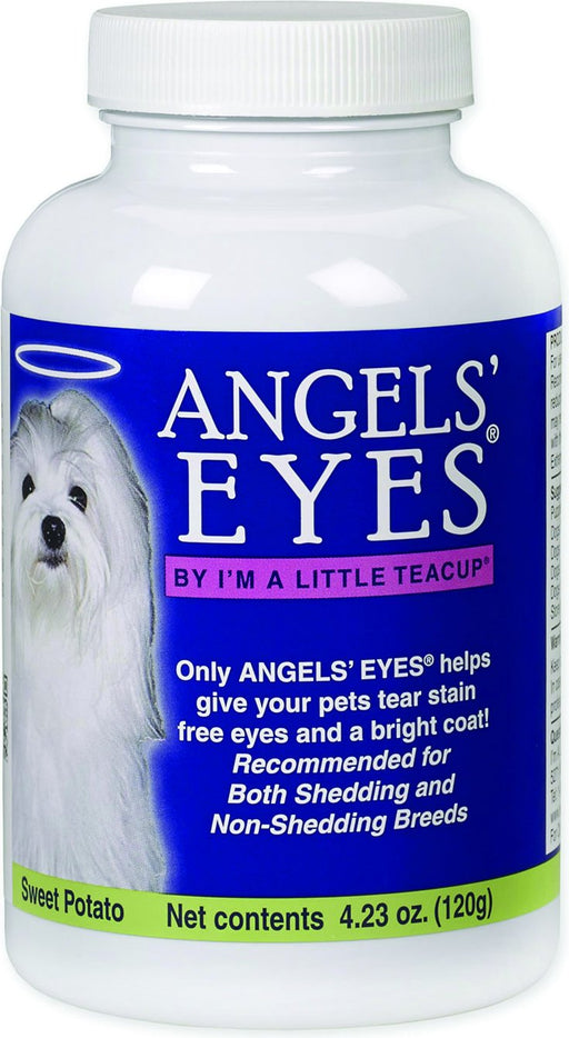 Angels' Eyes - Angels' Eyes Natural Coat Stain Remover For Dogs-Pet-Angels' Eyes-SWEET POTATO-75 GRAM-EpicWorldStore.com