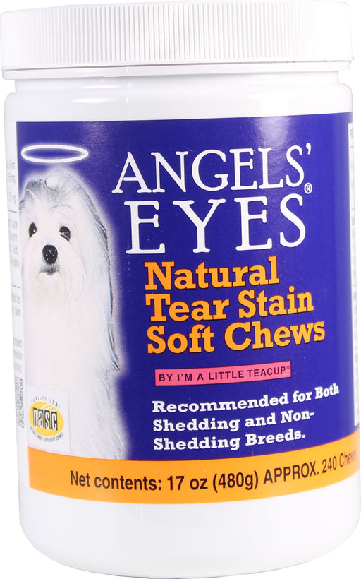 Angels' Eyes - Angels' Eyes Natural Soft Chews For Dogs-Pet-Angels' Eyes-CHICKEN-240 COUNT-EpicWorldStore.com