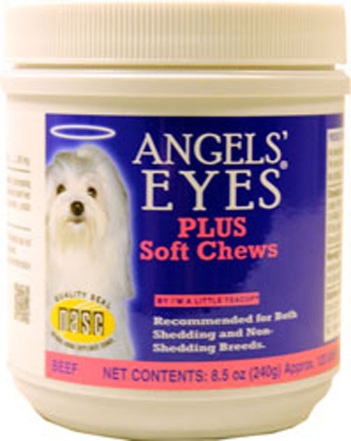 Angels' Eyes - Angels' Eyes Plust Soft Chew For Dogs-Pet-Angels' Eyes-BEEF-120 CT-EpicWorldStore.com