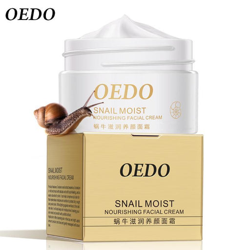 Anti Wrinkle Anti Aging Snail Moist Nourishing Facial Cream Cream Imported Raw Materials Skin Care-Beauty Essentials-OEDO Official Store-EpicWorldStore.com