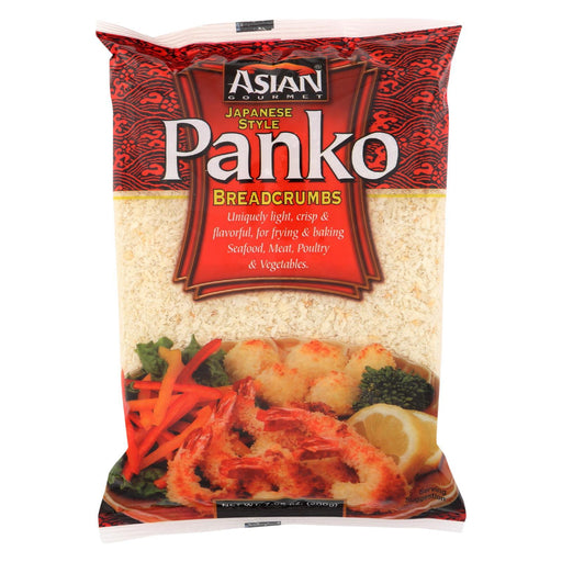 Asian Gourmet Bread Crumbs - Panko - Case Of 12 - 7.05 Oz-Eco-Friendly Home & Grocery-Asian Gourmet-EpicWorldStore.com