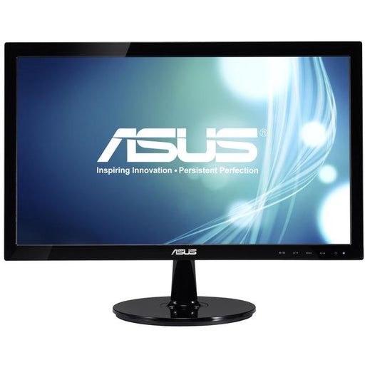 "Asus Vs208N-P 20"" Hd+ Led Lcd Monitor - 16:9 - Black-Computers & Electronics-ASUS Computer International-EpicWorldStore.com"