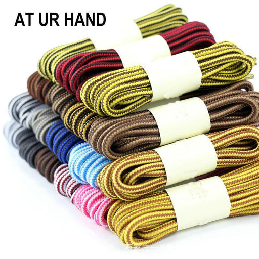 At Ur Hand 120 Cm New Design Rope Shoelaces Round Casual Sneakers Shoelaces Skate Boot Shoe Laces-Shoe Accessories-at you hand's Store-1-EpicWorldStore.com