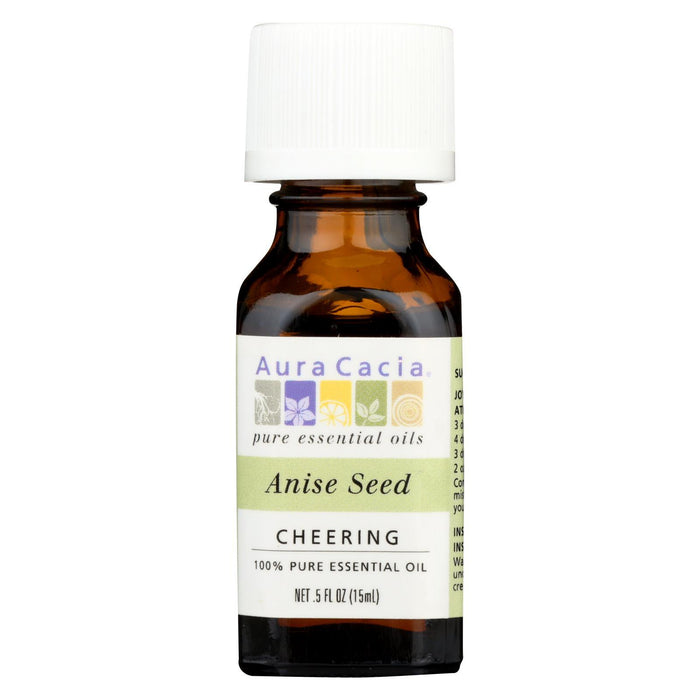 Aura Cacia - Essential Oil - Anise - .5 Oz-Eco-Friendly Home & Grocery-Aura Cacia-EpicWorldStore.com