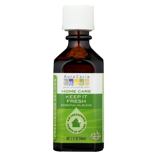 Aura Cacia - Essential Oil Blend - Keep It Fresh - 2 Fl Oz.-Eco-Friendly Home & Grocery-Aura Cacia-EpicWorldStore.com