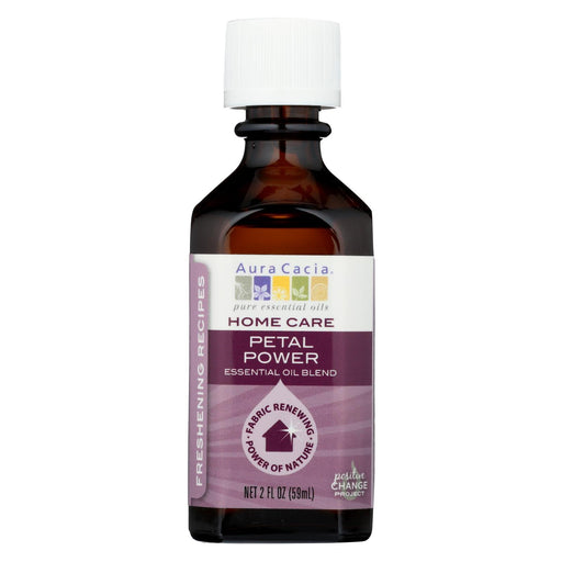 Aura Cacia - Essential Oil Blend - Petal Power - 2 Fl Oz.-Eco-Friendly Home & Grocery-Aura Cacia-EpicWorldStore.com