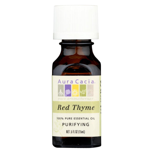 Aura Cacia - Essential Oil - Red Thyme - .5 Oz-Eco-Friendly Home & Grocery-Aura Cacia-EpicWorldStore.com