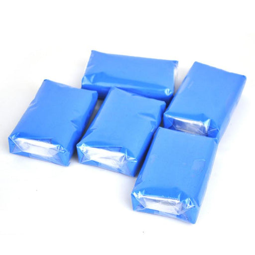 Auto Care 5Pcs100G Magic Car Truck Clean Clay Bar Auto Detailing Cleaner Car Washer Blue-Car Wash & Maintenance-AUTO CARE Global Store-EpicWorldStore.com