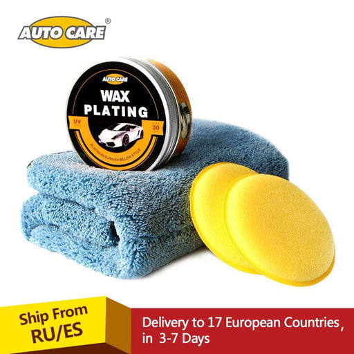 Autocare Car Wax Cystal Plating Set Hard Glossy Wax Layer Covering The Paint Surface Coating Formula-Car Wash & Maintenance-AUTO CARE Global Store-Wax ONLY-EpicWorldStore.com