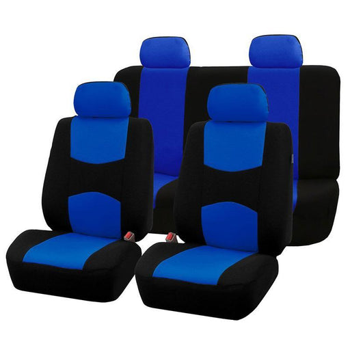 Autoyouth Car Seat Covers Full Set Universal Fit Car Accessories Auto Seat Protectors Car-Styling-Interior Accessories-AUTOYOUTH Global Store-BEIGE-EpicWorldStore.com