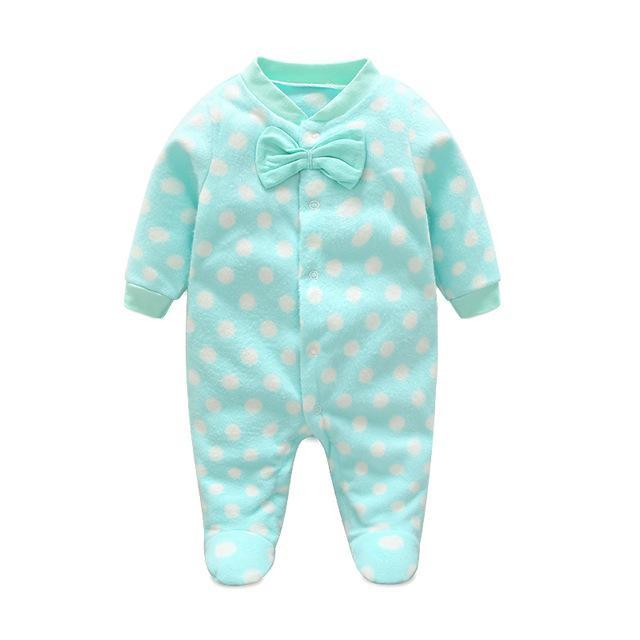 6f1b7260a0d3ad Autumn Baby Rompers Christmas Baby Boy Clothes Newborn Clothing Polar  Fleece Baby Girl Clothes-Baby