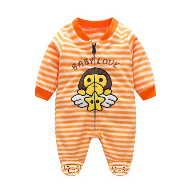 74acb24bb20b Autumn Baby Rompers Christmas Baby Boy Clothes Newborn Clothing ...