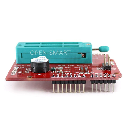 Avr Isp Shield Burning Bootloader Programmer Atmega328P Bootloader Module With Buzzer And Led-Industrial Computer & Accessories-OPEN-SMART Official Store-EpicWorldStore.com