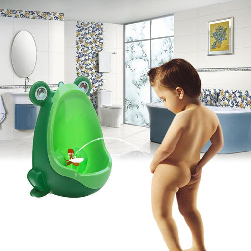Baby Boy Potty Toilet Training Frog Children Stand Vertical Urinal Boys Penico Pee Infant Toddler-Baby Care-Children Hobby Store-Coffee-EpicWorldStore.com
