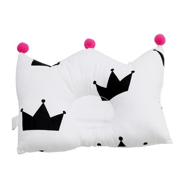 Baby Shaping Pillow Prevent Flat Head Infants Crown Dot Bedding Pillows Newborn Boy Girl Room-Baby Bedding-Join In Toy Store-type 4-EpicWorldStore.com