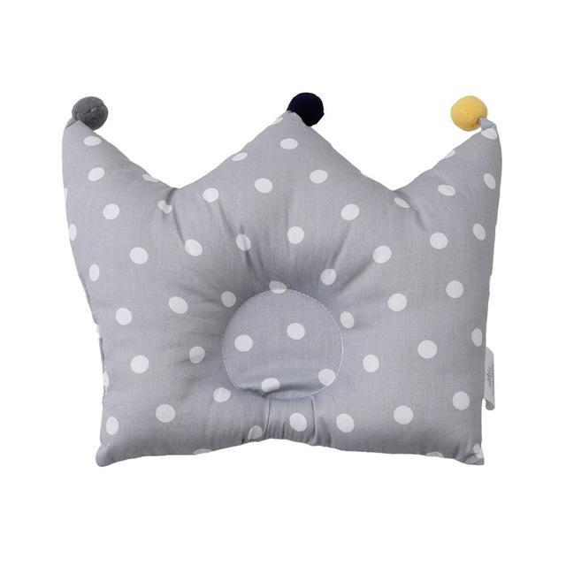 Baby Shaping Pillow Prevent Flat Head Infants Crown Dot Bedding Pillows Newborn Boy Girl Room-Baby Bedding-Join In Toy Store-type 6-EpicWorldStore.com