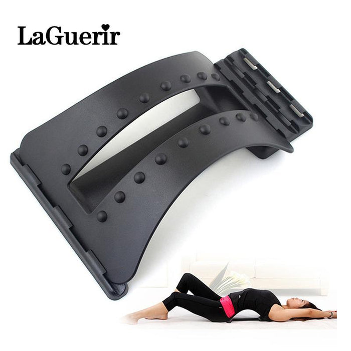 Back Massage Magic Stretcher Fitness Equipment Stretch Relax Mate Stretcher Lumbar Support Spine-Health Care-LadyMisty Store-EpicWorldStore.com