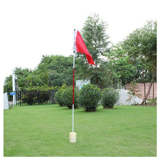Backyard Practice Golf Hole Pole Cup Flag Stick Putting Green Flagstick-Golf Training Aids-Trendy Outdoor Store-EpicWorldStore.com
