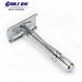 Baili Upgrade Wet Shaving Safety Blade Razor Shaver Handle Barber Mens Manual Beard Hair Care +1-Shaving & Hair Removal-BAILI Official Store-EpicWorldStore.com