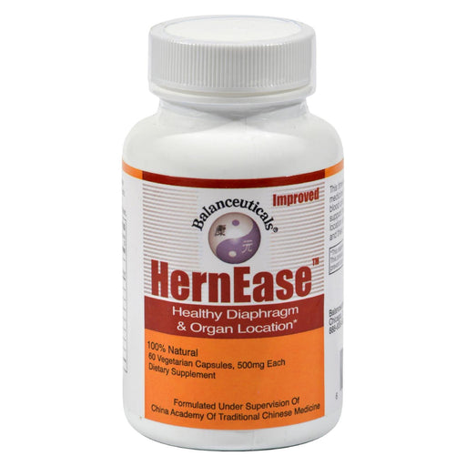 Balanceuticals Hernease - 60 Capsules-Eco-Friendly Home & Grocery-Balanceuticals-EpicWorldStore.com