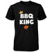 Bbq King Daddy Mens T-Shirt-Apparel & Accessories-365 Printing-XL-EpicWorldStore.com