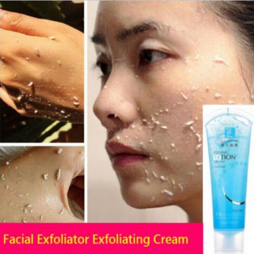 Beauty Body Scrub Exfoliating Gel Dead Skin Remover Whitening Moist Deep Cleansing Skin Care Body-Bath & Shower-iLOVE-MaKe-Up-Rose-EpicWorldStore.com