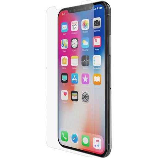 Belkin Screenforce Tempered Glass Screen Protector For Iphone X Crystal Clear-Computers & Electronics-Belkin Components-EpicWorldStore.com