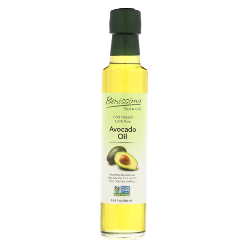 Benissimo Oil - Avocado - Case Of 6 - 8.45 Fl Oz-Eco-Friendly Home & Grocery-Benissimo-EpicWorldStore.com