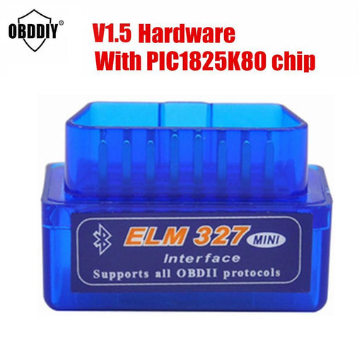 Best Quality Hardware V1.5 Super Mini Elm327 Bluetooth With Pic1825K80 Car Obd2 Diagnostic Tool-Car Repair Tools-OBDDIY Store-EpicWorldStore.com