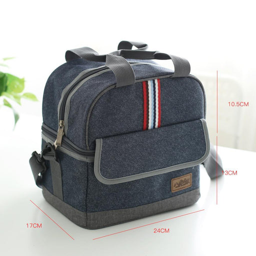 Better Oxford Thermal Lunch Bags For Women Men Child Food Lunch Picnic Cooler Bag Insulated-Functional Bags-Professional luggage supplier Store-90079-EpicWorldStore.com