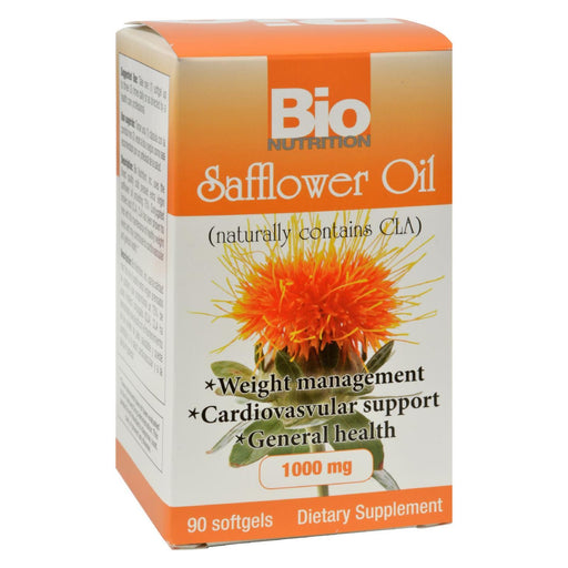Bio Nutrition - Safflower Oil - 90 Softgels-Eco-Friendly Home & Grocery-Bio Nutrition-EpicWorldStore.com