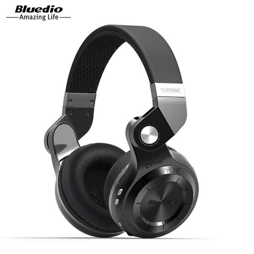Bluedio T2S(Shooting Brake) Bluetooth Stereo Headphones Wireless Headphones Bluetooth 4.1 Headset-Portable Audio & Video-Bluedio official store-Red-EpicWorldStore.com