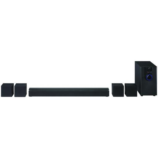 Bluetooth(R) 5.1 Home Theater System-Home Theater & Custom Install-ILIVE-EpicWorldStore.com