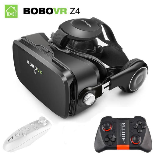 Bobovr Z4 Mini Vr Box 2.0 3D Vr Glasses Virtual Reality Gafas Goggles Google Cardboard Original Bobo-VR/AR Devices-Ones Global Flagship Store-Z4-mini-EpicWorldStore.com